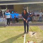 Pertandingan Gateball Dalam Rangka Menyambut HUT Kota Manado ke-396 Resmi Bergulir