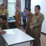 Gantikan dr Nora, dr Ivan Sumenda Jabat Kadis Kesehatan Kota Manado