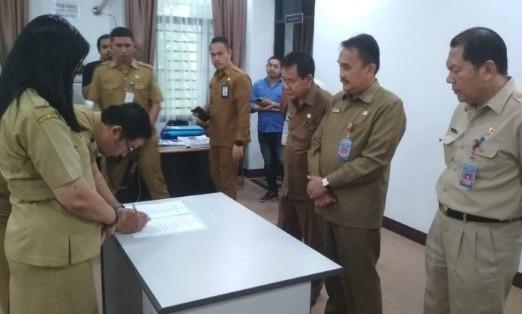 dr Ivan Sumendap Jabat Kadis Kesehatan Kota Manado