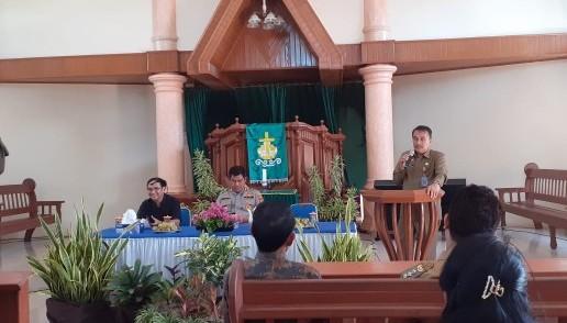 Pemkot Manado Matangkan Persiapan HUT Kota, Bhayangkara dan Manado Fiesta 2019