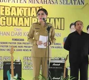 Pimpin Apel Perdana Pasca Libur Idul Fitri, Bupati Minsel Ingatkan ASN Tingkatkan Pelayanan dan Kinerja