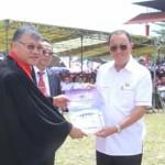 Hadiri HUT Ke-188 PI dan PK GMIM, ROR-RD Ditunjuk Jadi Panitia Pembangunan RS Kaupusan Langowan