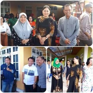 Bupati JS Bersama DLR Safari Idul Fitri di Kecamatan Belang