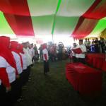 Wagub Kandouw Lantik Pengurus PMI Bolsel