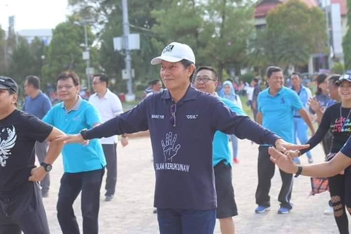 Acara Launching HUT Kota Manado ke-396 Berlangsung Meriah