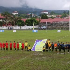 Pertandingan perdana Liga Berjenjang U-16 Piala Menpora