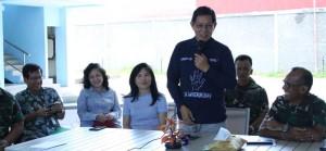 Wali Kota GSVL Ajak Masyarakat Sukseskan Manado Fiesta 2019