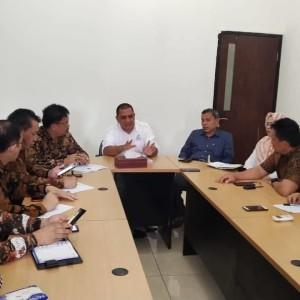 Kunker Pansus ke PD Pasar Kabupaten Bogor