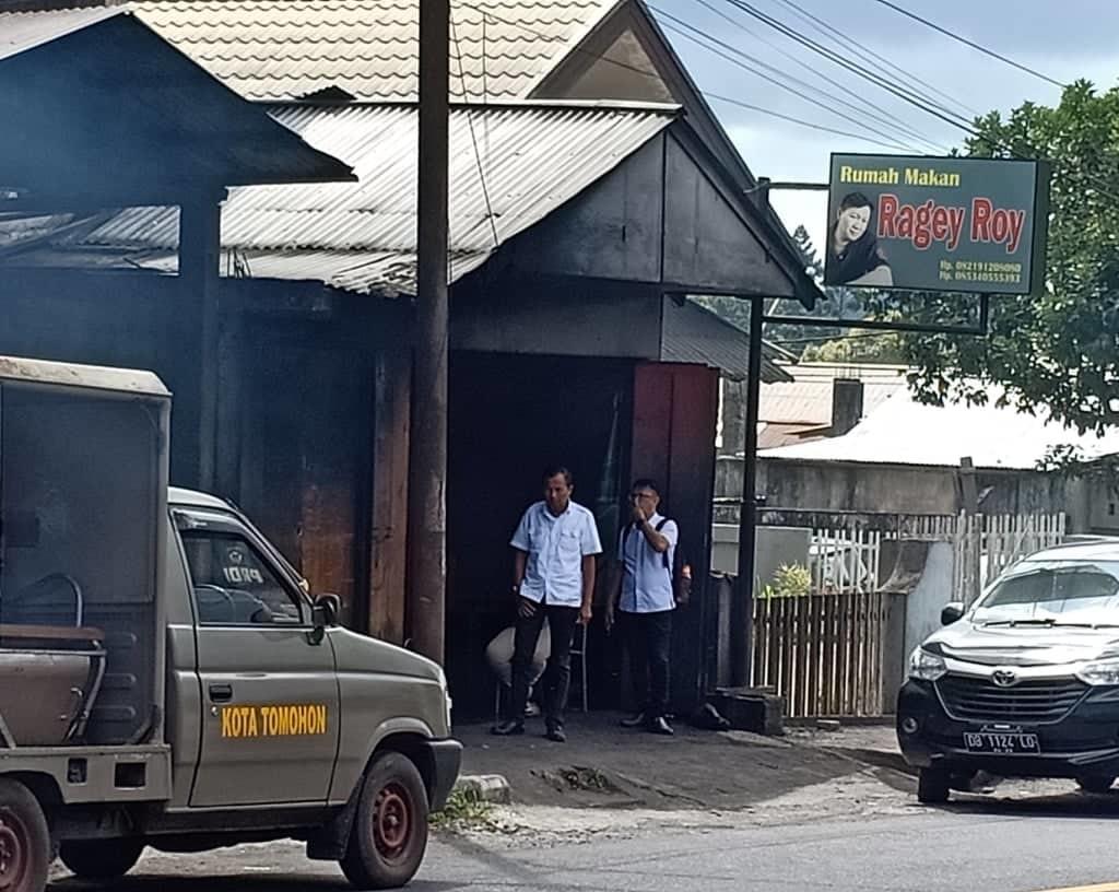 Ragey Roy, salah satu rumah makan yang menunggak pajak