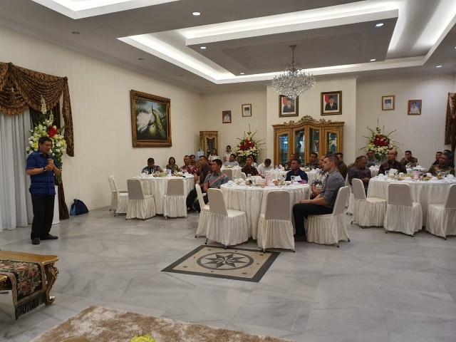 Pemkot Manado Jamu Perwira Siswa Dikreg LVII Sekolah Staf Angkatan Darat