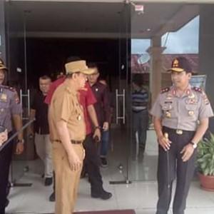 Bupati Apresiasi Kunjungan Kapolda Sulut di Minahasa.