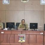 Bupati Roring Hadiri Pemaparan Master Plan RSUD Sam Ratulangi