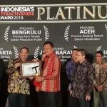 Olly Terima Dua Penghargaan di Ajang IAA 2019