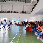Meriah, Lomba Poco-poco dan GWR Dalam Rangka HUT Kota Manado Dipadati Ratusan Penonton