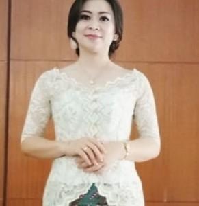 Yelly Potuh SS, Koordinator Seksi Acara Panitia Bulan Peduli Anak GMIM