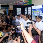 Presiden Jokowi Didampingi Gubernur Olly Tinjau Rencana Perluasan Bandara Sam Ratulangi Manado (I)