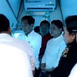 Presiden Jokowi Didampingi Gubernur Olly Kunjungi Taman Laut Bunaken (III)