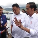 Presiden Jokowi Support Penuh Rencana Gubernur Olly Bangun Jembatan Lembeh
