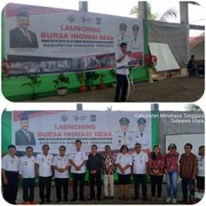 Launching Bursa Inovasi Desa,
