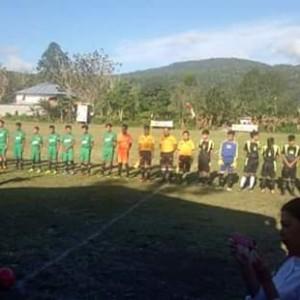 Liga Desa Nusantara 2019 Kabupaten Minahasa Resmi Bergulir. Rangkuti