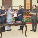 Pemprov dan DPRD Sulut Sepakati KUA PPAS APBD Perubahan 2019