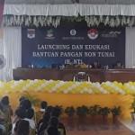 Pemkab Minsel Launching Bantuan Penerima Non Tunai