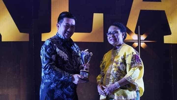 Pemkot Manado Sabet Penghargaan Kota Layak Anak, Naik Dari Pratama ke Madya