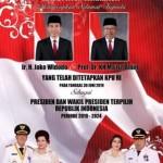 Ditetapkan Sebagai Pemenang Pemilu, ROR - RD Ucapkan Selamat Kepada Jokowi - Ma'aruf Amin