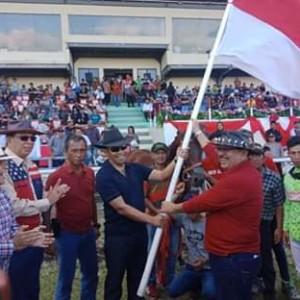 Sukses, Kejuaraan Pacuan Kuda Piala Kapolri.