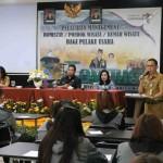 Gelar Pelatihan, Pemkot Tomohon Tingkatkan Kualitas SDM Jasa Pariwisata