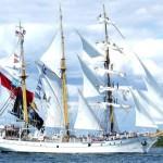 Disetujui Mabesal, Kapal Legendaris Dewaruci Siap Berlayar dari Surabaya ke Manado