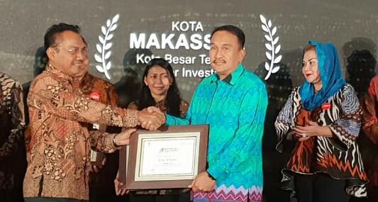 Terima IAA Award 2019, Bukti Pelayanan Publik di Kota Manado Semakin Prima