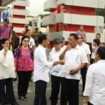 Didampingi Gubernur Olly, Presiden Jokowi Tinjau KEK Bitung (IV)