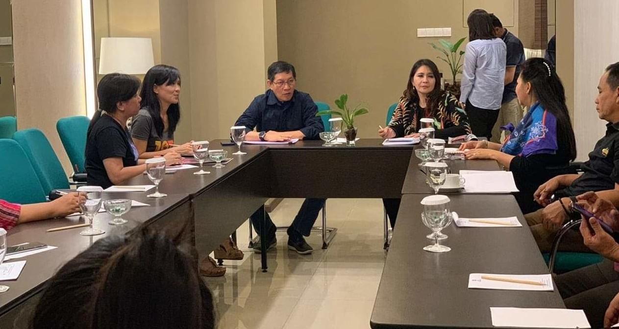 Wali Kota GSVL: Manado Fiesta 2019 Harus Sukses dan Spektakuler