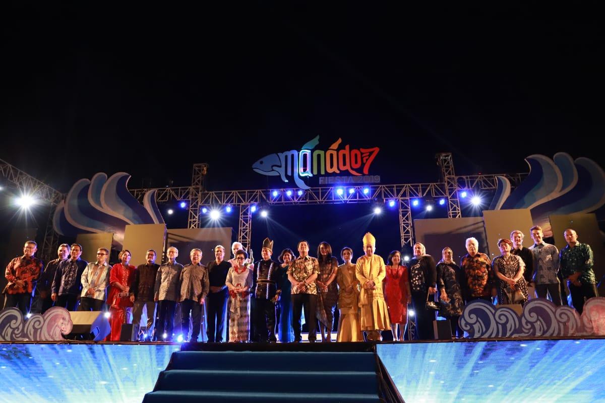 Semangat Manado Fiesta, Menghasilkan Cahaya Toleransi Untuk Indonesia