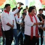 Olly Apresiasi Penanaman Mangrove Yang Digagas OASE Kabinet Kerja