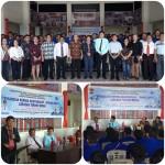Gelar KKN, Sumendap Harap Mahasiswa Politeknik Manado Implementasikan Ilmu di Minahasa Tenggara