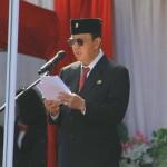 Bupati Minahasa Inspektur Upacara HUT Bhayangkara ke-73