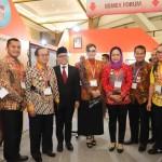 Bupati Minsel Hadiri Indonesia International Smart City Expo 2019