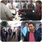 Sidak SKPD, Bupati JS Instruksikan Kepala SKPD Wajib Besuk Pegawai Sakit