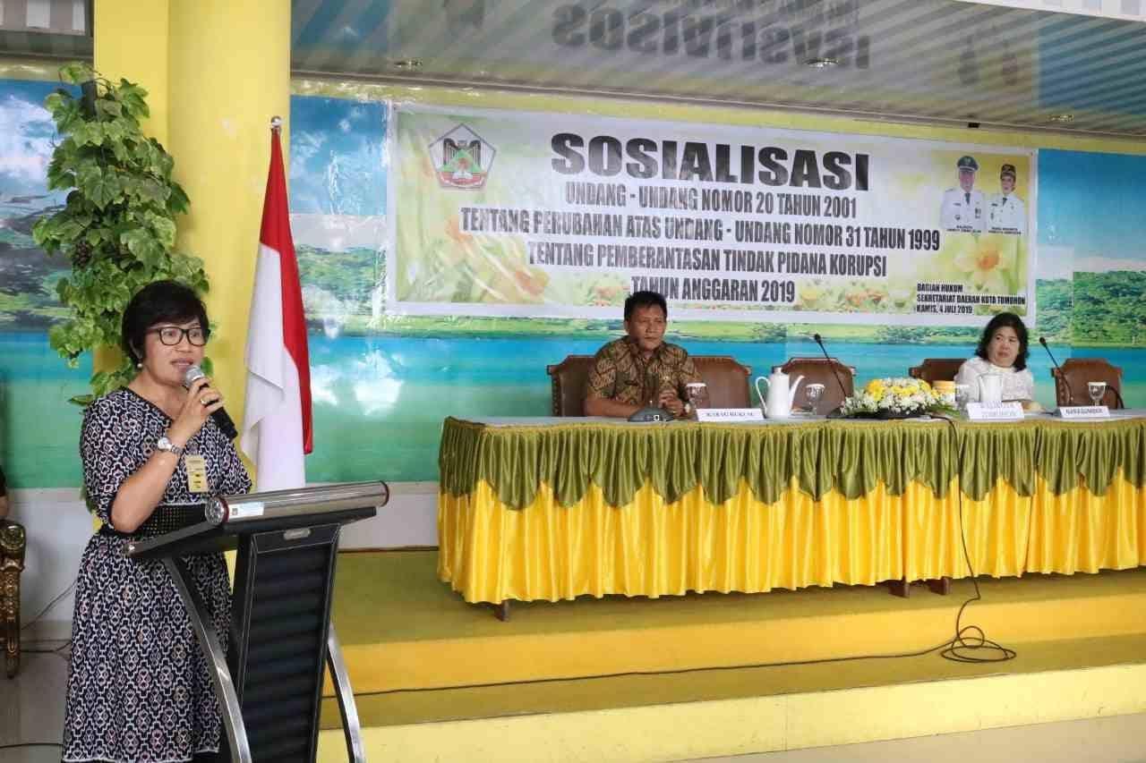 Asisten Administrasi Umum mewakili wali kota saat membuka kegiatan