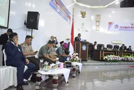 30 Anggota DPRD Kota Bitung Masa Jabatan 2019-2024 Dilantik2