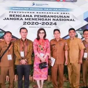 Bupati CEP Harapkan RPJMN 2020-2024 Mampu Percepat Pembangunan di Sulut1