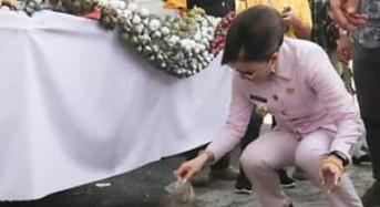 Bupati CEP: Jangan Buang Sampah Sembarangan, Minsel Harus Bersih !!