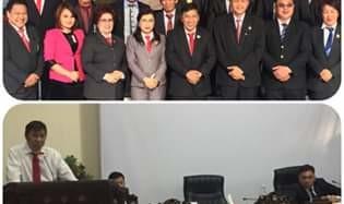 Bupati JS Sampaikan Nota Keuangan 2020 ke DPRD Mitra