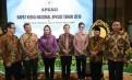 Bupati Minsel Hadiri Pembukaan Rakernas APKASI di Bali