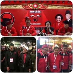Didukung JS, Megawati Kembali Pimpin PDI-P