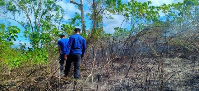 Dalam Satu Terjadi Lima Kebakaran, Warga Dihimbau Tidak 'Main' Api