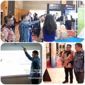 Hadiri Rakernas Apkasi di Bali, Bupati JS Lirik Apkasi Smart Regency