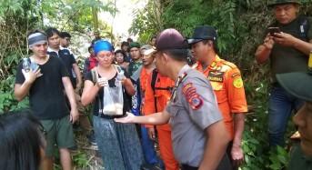 Dua Turis Jerman Tersesat di Gunung Lokon